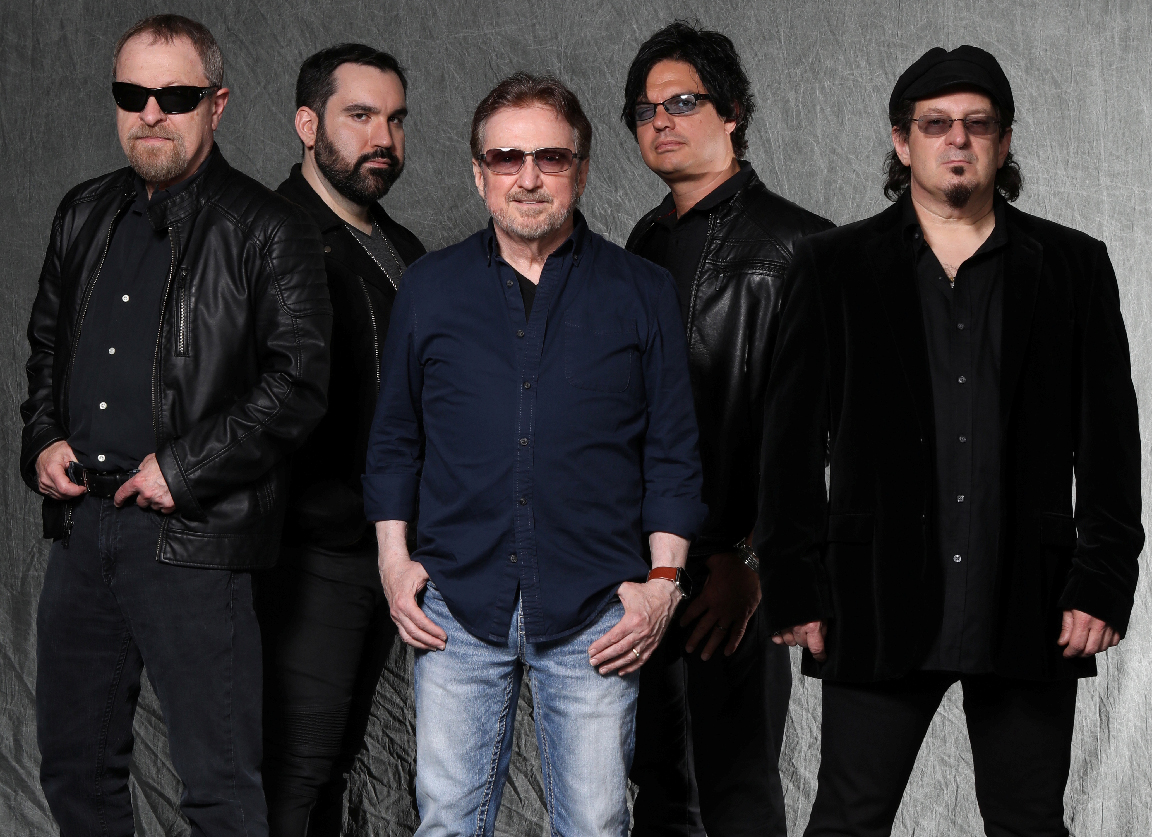 Blue Oyster Cult 2018 promo photo