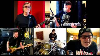 Blue Oyster Cult performs Godzilla remotely