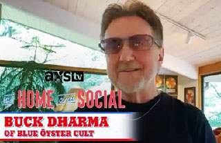 Buck Dharma Interview now on AXS TV